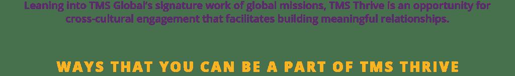donate-thrive-tms-contribute